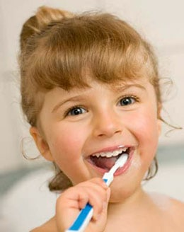 Dental Care for Tuscaloosa's Children